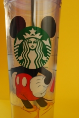 Starbucks Cold Cup…Love it….