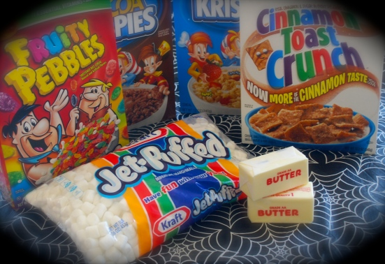 Killer Cereals, Marshmallows, and Butter